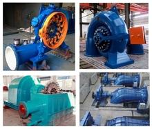 hydro turbine 100kw-50MW / hydroelectric power