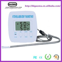 food thermometer for meat cooking or outdoor BBQ cooking