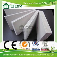 Non-asbestos magnesium oxide fireproof slab