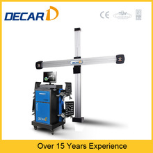 digital wheel alignment 3D John bean program