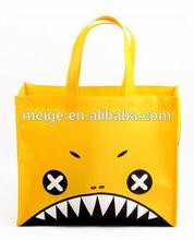 BSCI Audit factory pp non woven bag / non woven pp bag / pp non woven shopping bag