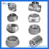 Baoji Tianbang Manufacturers Low Price ASTM B363 Titanium / Weldolet / Threadolet / Sockolet For Hot Sale