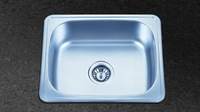 bathroom countertops with built in sinks -HQ-126T