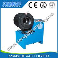Hydraulic flexible hose crimping machine Samway S102