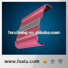 oem electronic enclosure aluminum profiles extrusion