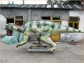 Dinosaurios Animatronic tecnología