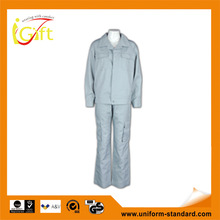 Hot sale 100% cotton twill fabric industrial working trousers