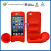 C&T Mix Multi Colors silicone skin case for iphone 5c