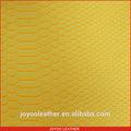 2014 vendas quentes! Impermeável de pele de cobra couro sintético para bolsas e carteiras e notebook