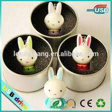 Cheapest usb flash drive 256gb Lovely rabbit