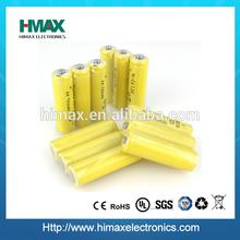 Made in china prezzo di fabbrica 1.2v batteria nicd batterie al nichel cadmio prezzo