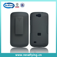 Belt clip holster case for ZTE V892 wholesale cell phone accessory