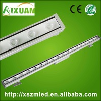 rgb 24w led wall washer water proof led lights bar