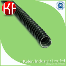 pvc coated galvanized steel corrugated pipe for cable protection