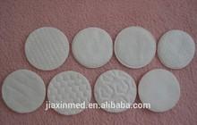 make up facial cotton round pads cotton puffs