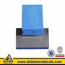 Dry Diamond Polishing Hand Pad
