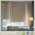 de poliéster filtro solar y persianas blackout cortinas para ventanas