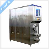 High quality and low price SN-2000L icecream continuous freezer machine
