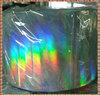 Adhesive hologram film for label printing