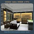 Mode personnalisé de magasin de détail affichage meubles/mobilier de magasin de détail/mobilier de magasin de vêtements pour hommes