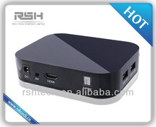 3D blue-ray android tv box media player, Supports HDMI Output Up to 1,080 Pixels and supports most popular vedio,audio picture