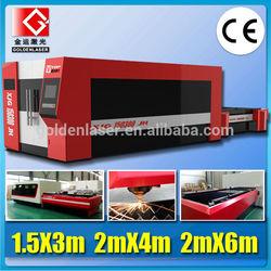 High Power Coherent 1000W Fiber Laser Cutting