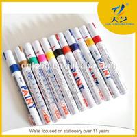 Brown marker pen
