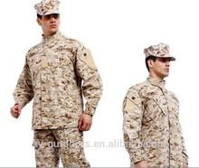 PAINTBALL suit, army combat suit, military desert camo uniform