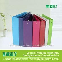 Mansiley vinyl ring binder