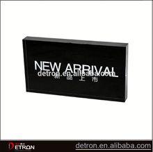 Best selling Custom acrylic logo display