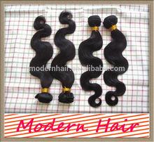 "Brazilian Hair 5a 10""-30"" inch Brazilian Virgin Hair extention"
