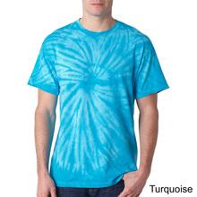 china custom cotton tie dye shirts
