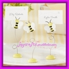 Sweet as Can Bee Baby Bee Place Card Holder