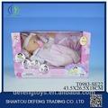 2014 bébé reborne silicone poupées pour la vente