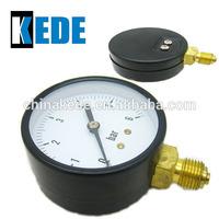 standard general bourdon tube manometer for water pressure