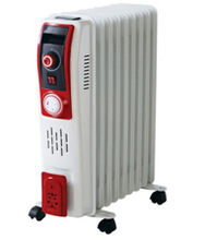 The Easy Heating Safety Oil Filled Radiator Heater