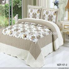 Popular design fancy cotton patchwork quilt sale