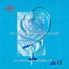 2000ml PVC Adult Urine Collection Bag Disposable Urine Bag