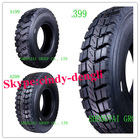 high qulity heavy duty tuck tyre with tube