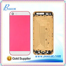 Color Cover for iPhone Cover Multi-color for iPhone 5 Cover China Supplier for iPhone 5 Housing