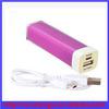 Super sale and unique mini 3300 mah lipstick power bank for samrtphone