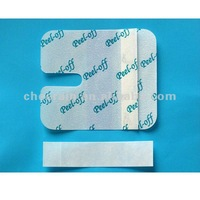 IV dressing NON-WOVEN AND PU medical wound dressing material