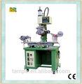 El más reciente 2014 de transferencia de calor de la máquina de prensa neumática/de plástico tarjeta de grabación en relieve de la máquina tr-350