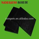 insulation black POM delrin plastic sheet