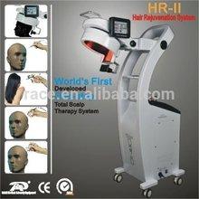 HR-II hair growth spray and hair regrowth light