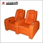Leadcom luxury leather cinema vip manual recliner (LS-811)