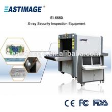 X-ray security screening system model EI-6550