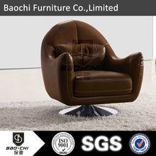 Modern european furniture sofa single seater sofa chairs P1316