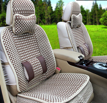 2015 new type comfortable neoprene car seat cover set