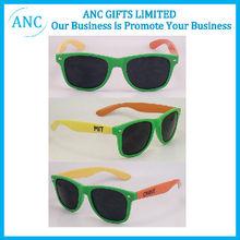 logo printed promotional kid sunglasses